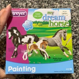 Breyer My Own Dream Horse Paint Kit. NWT.